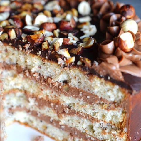 Squirrel – Belochka Cake