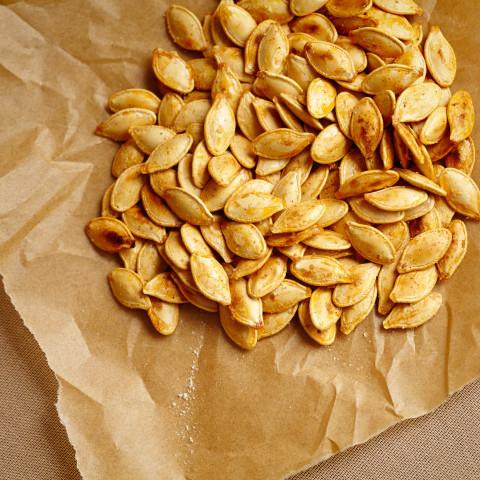 Sugar And Spice Pumpkin Seeds