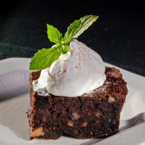 Super Easy Black Bean Brownies