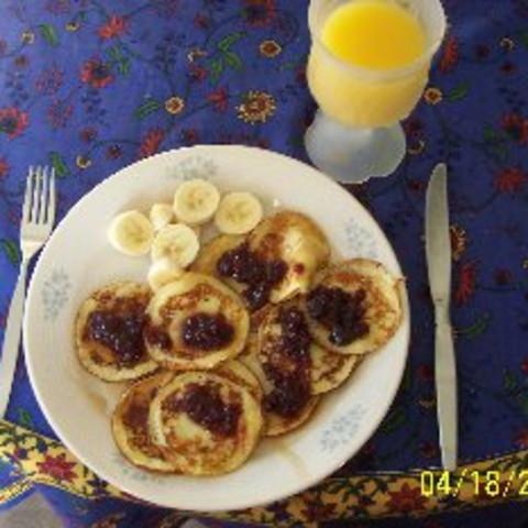 Swedish Pancakes (plattar)