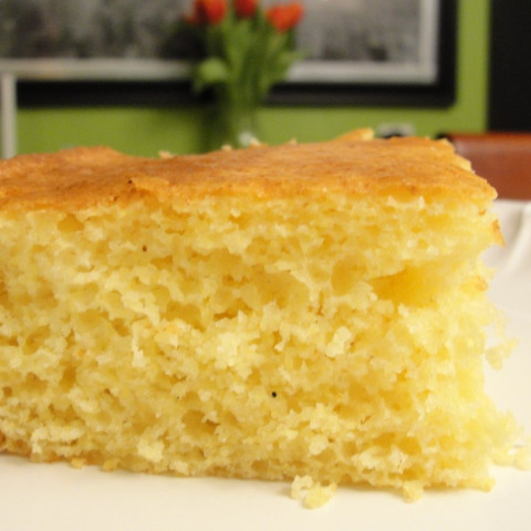 Sweet Fluffy Cornbread (5)