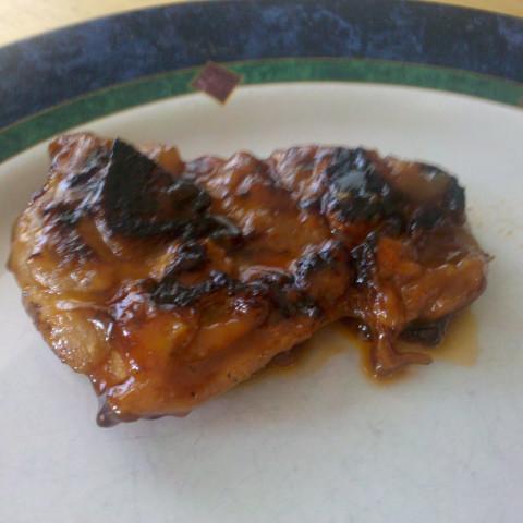 Sweet Onion BBQ Chicken