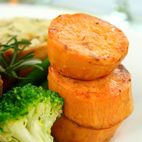 Sweet Potato Yams