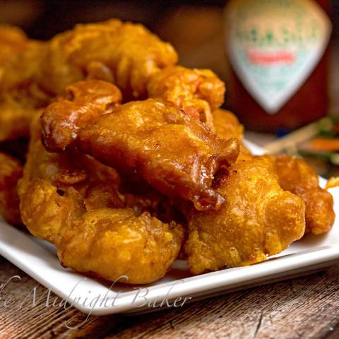 Tabasco Appetizers