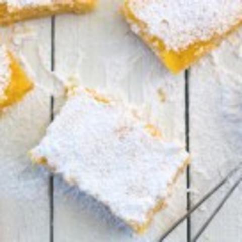 Tangy Lemon Slice