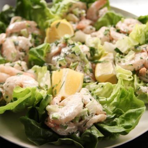 Tarragon Shrimp Salad