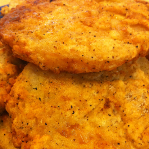 Texas Fried Green Tomatoes
