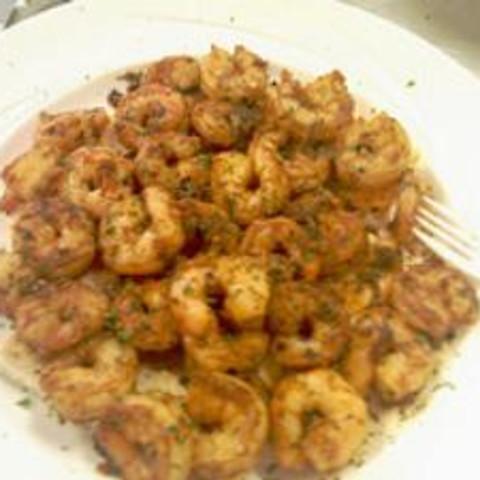 Thai Garlic Shrimp