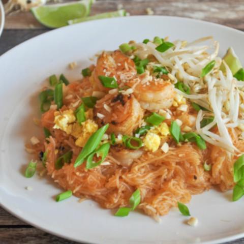 Thai Noodles (Pad Thai)
