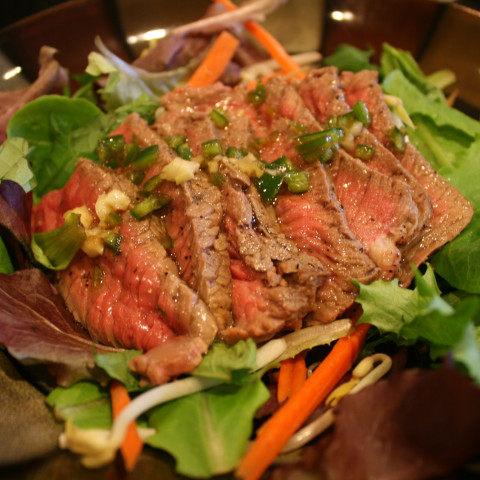 Thai-Style Grilled Beef Salad