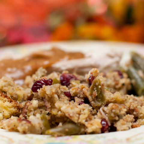 Thanksgiving Stuffing a la Alton