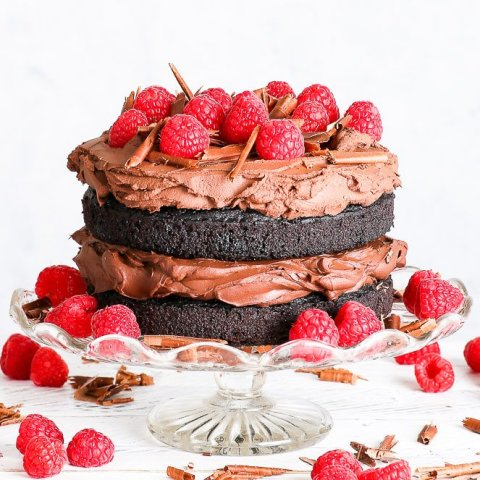 The Best Gluten Free Vegan Chocolate Cake
