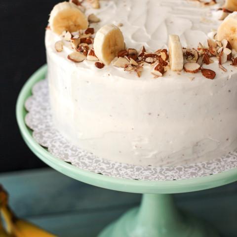 The Original - Bev's Banana Cake