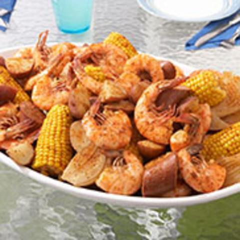 The Original Old Bay Shrimp Boil Shrimp Fest