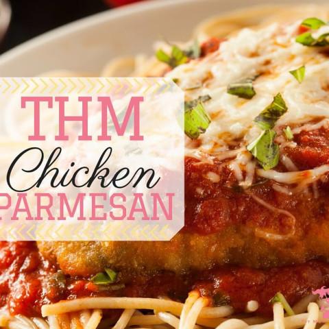 THM Chicken Parmesan