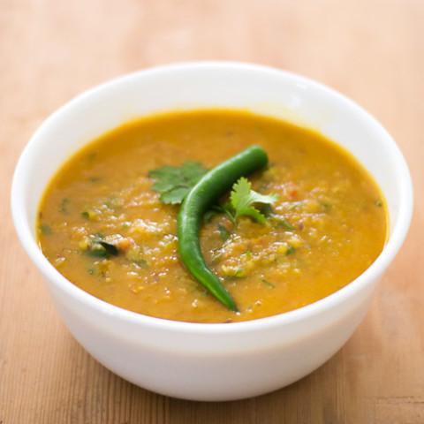 Tomato Dal / Tomato Pappu
