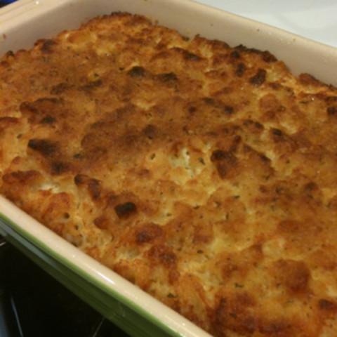 Traditional Homemade Mac & Cheese