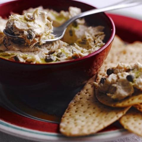 Tuna and caper butter