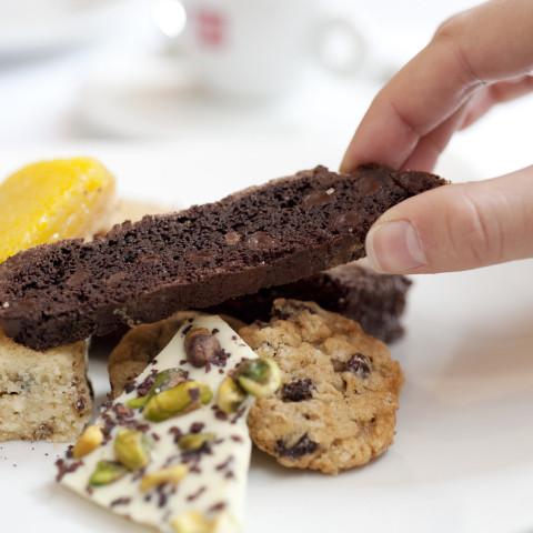 Union Square Cafe's Chocolate Biscotti