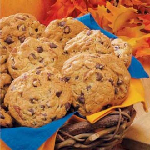 Monster Chip Cookies