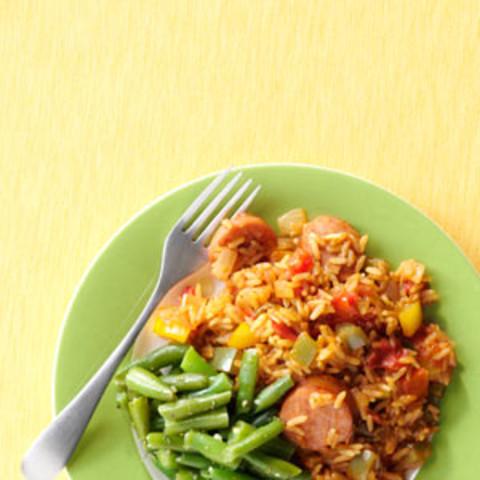 Easy Lemon-Pepper Green Beans