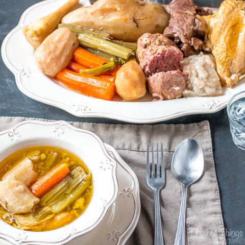 Valencian Puchero Recipe - Winter Spanish Stew