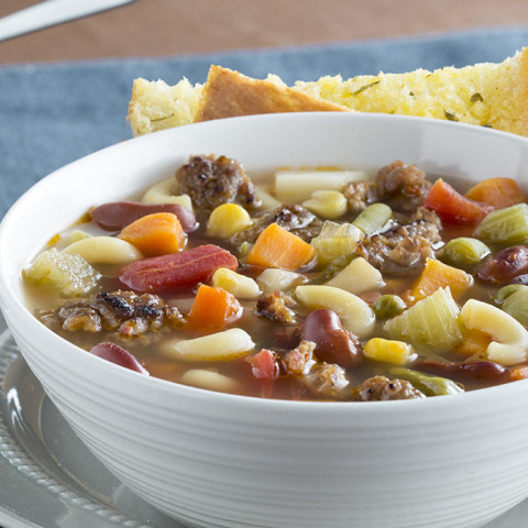 Veg-All Quick and Easy Minestrone