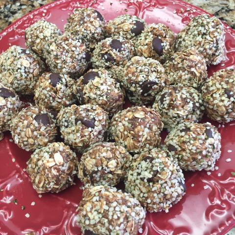 Protein Balls (vegan)