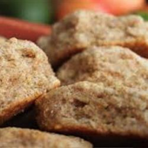 Vegan Whole Wheat Biscuits