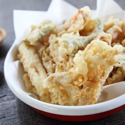 Vegetable Tempura - Japanese