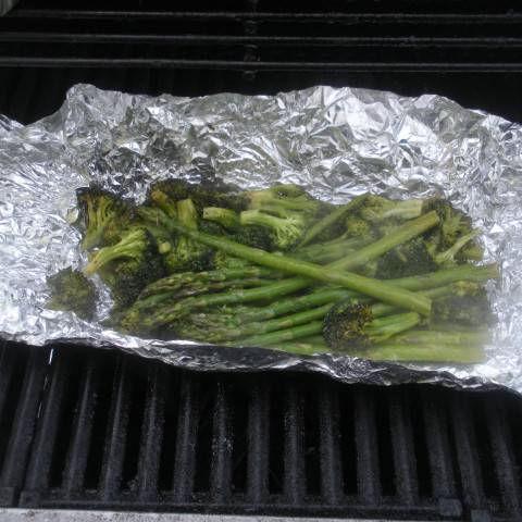 Veggies for the BBQ