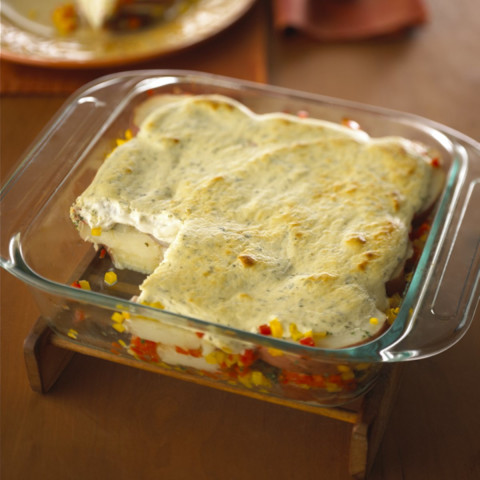 Warm Spring Potato Salad