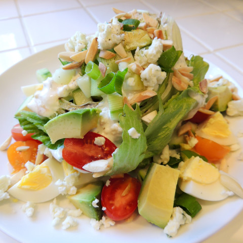 Wedge Salad with a Twist
