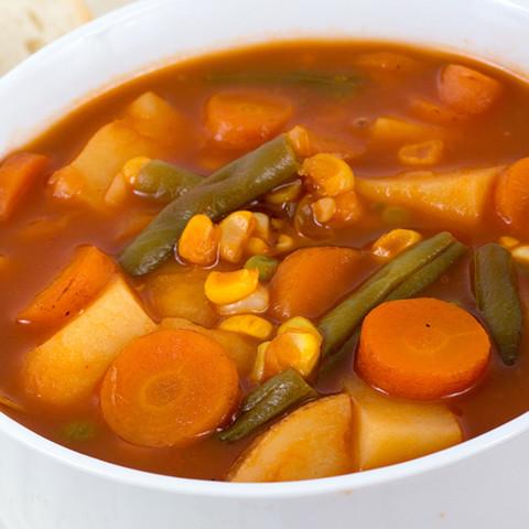 Weight Watchers Garden Vegetable Soup