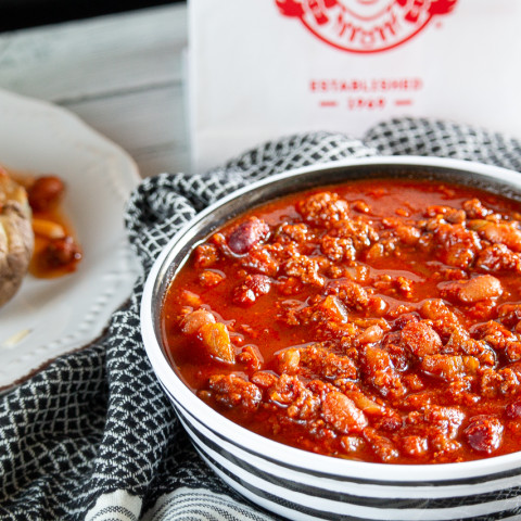 Wendy's Chili - Instant Pot
