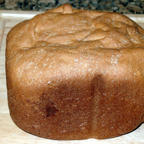 Whole Wheat Honey Bread