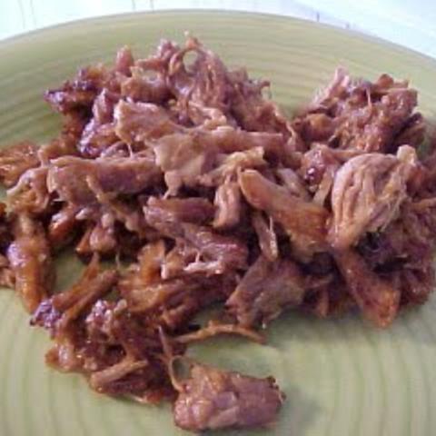 Winter Pork BBQ