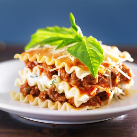 World S Best Lasagna