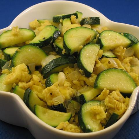 Zucchini & Eggs