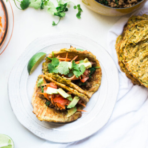 Zucchini Tortillas Recipe