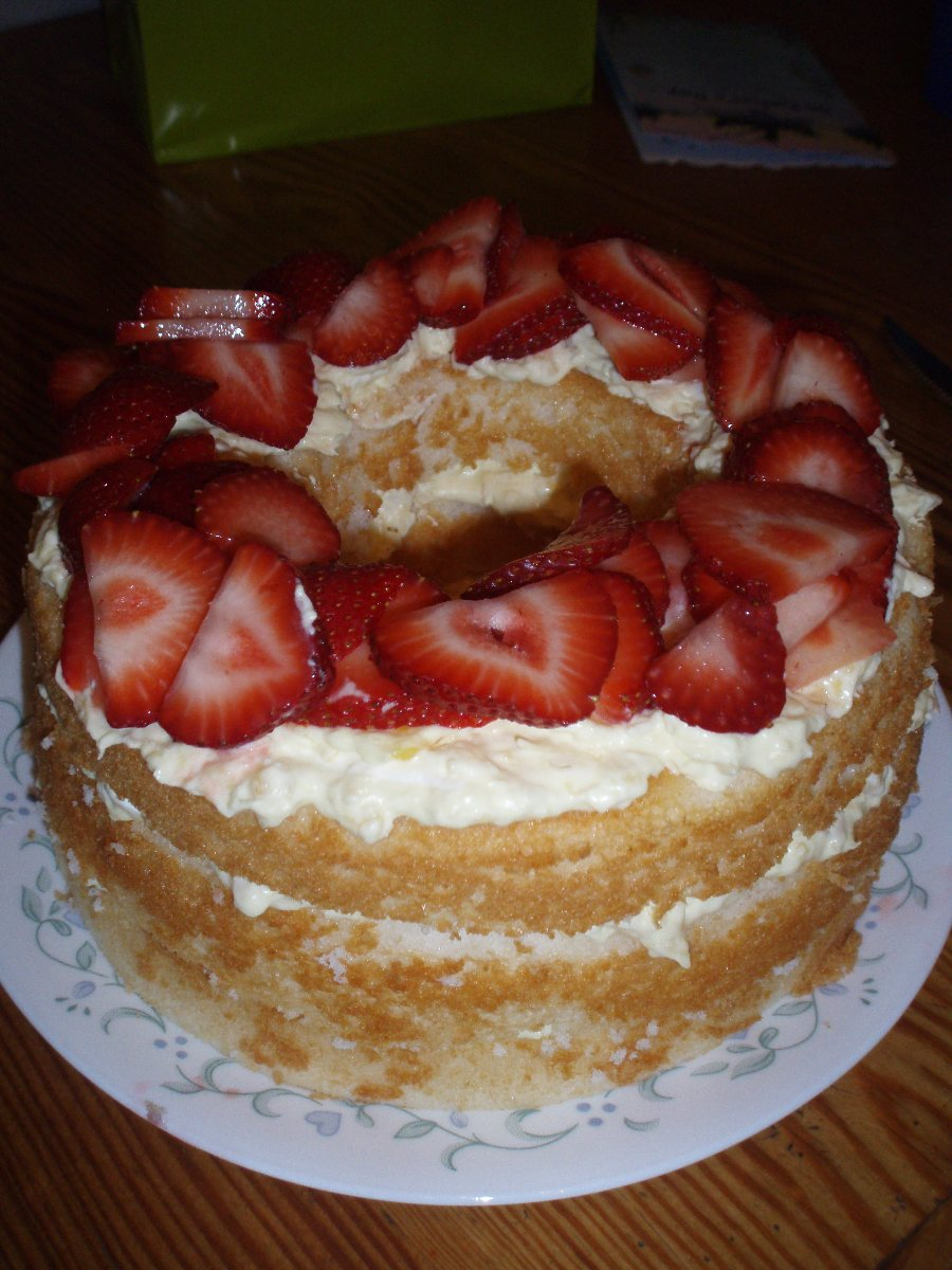 Angel lush pineapple cake forumfinder Image collections