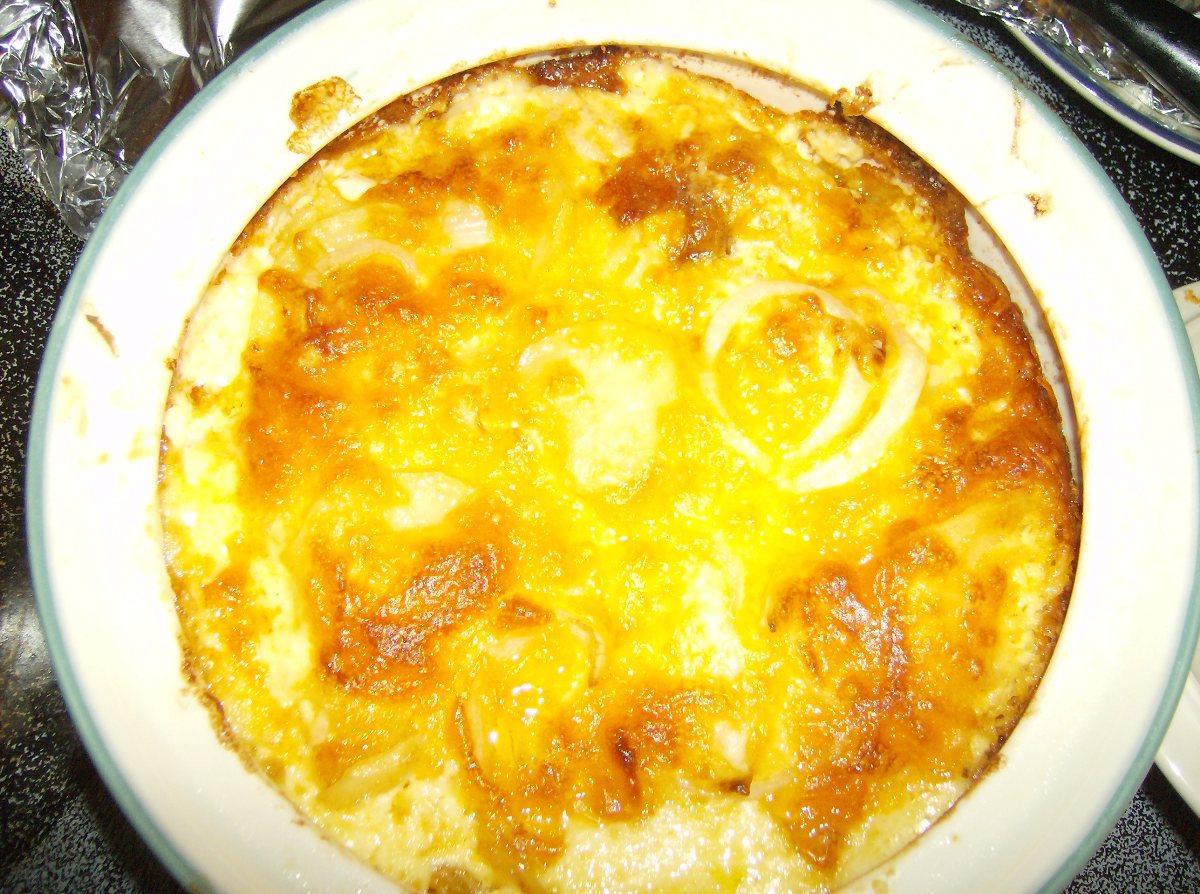 Ann's Cheesy Crock Pot Potatoes