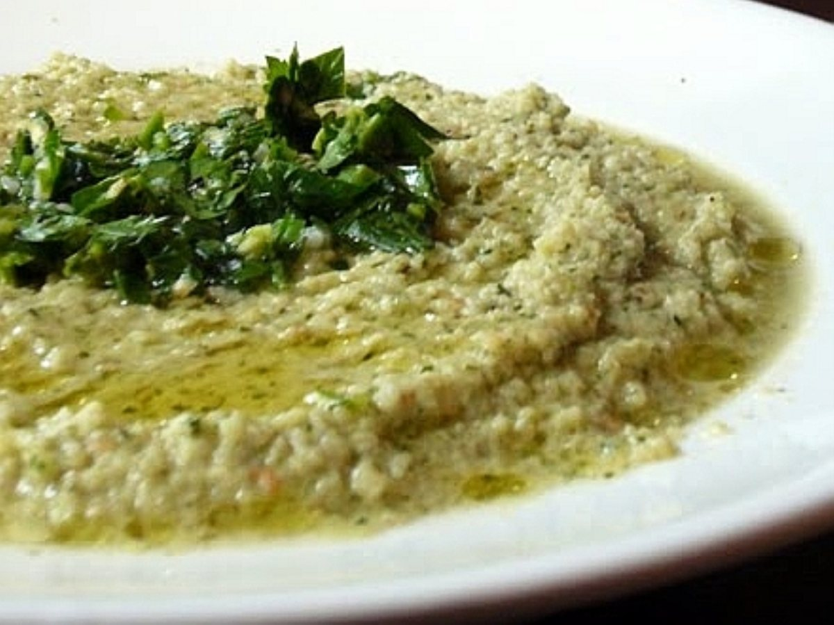 Whole Foods Baba Ganoush