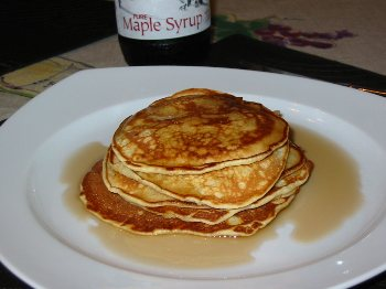 Basic Pancake Mix Recipe