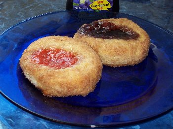 Big Fat Jelly Biscuits