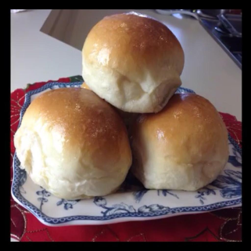 dinner rolls bread machine