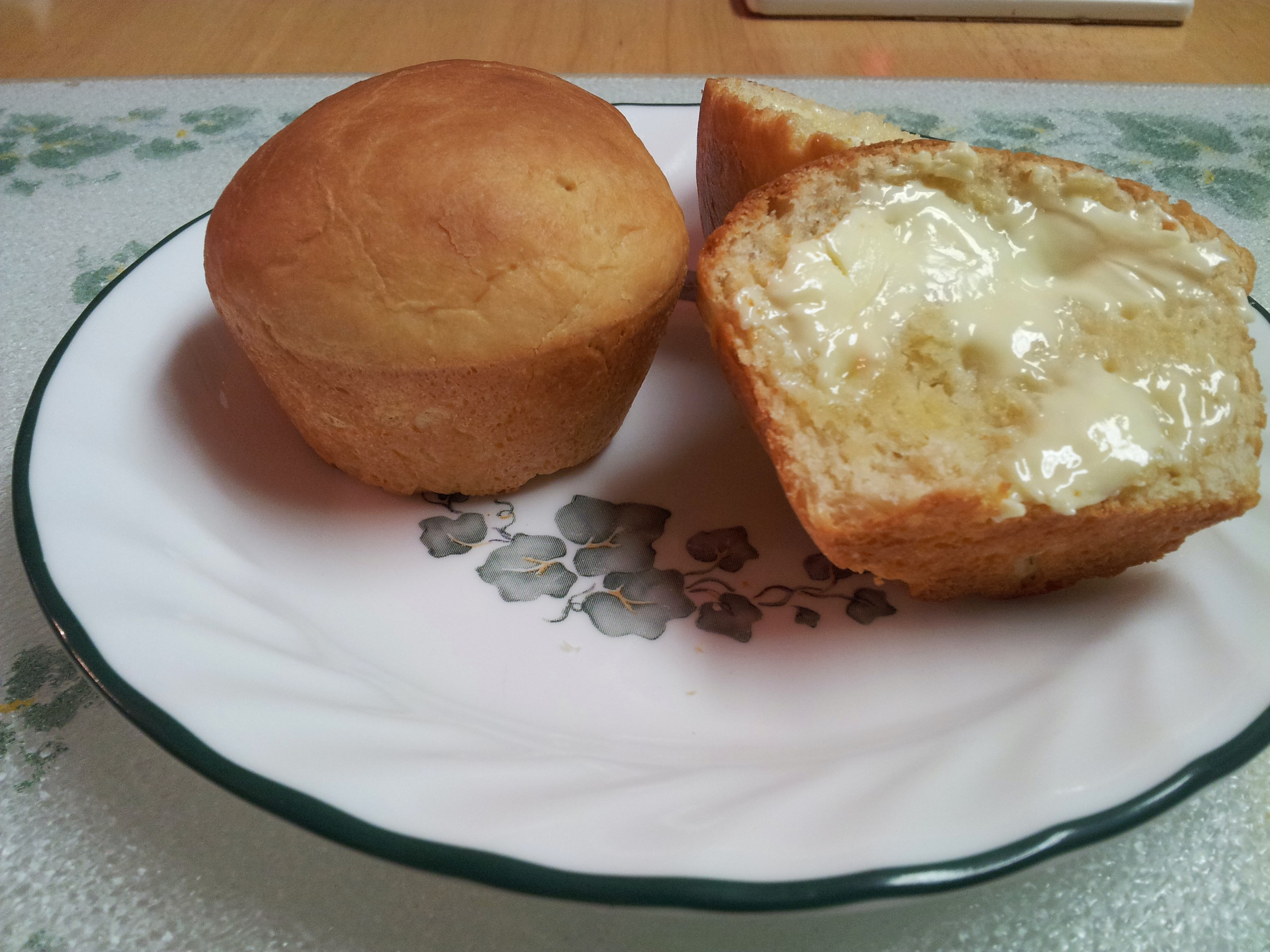 Bread Machine Yeast Rolls