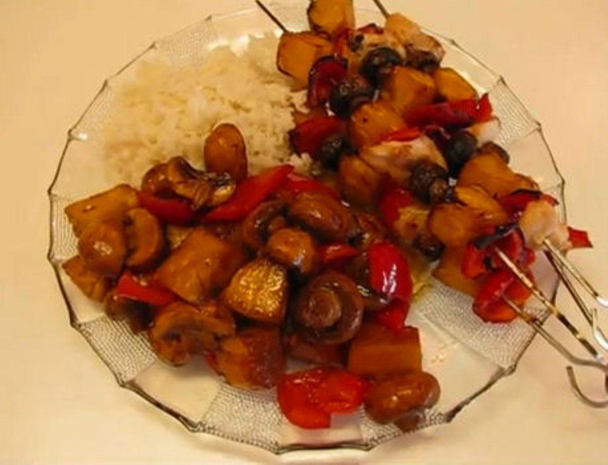 Shish kebab in soy sauce: recipe. Marinade for shish kebab with soy sauce