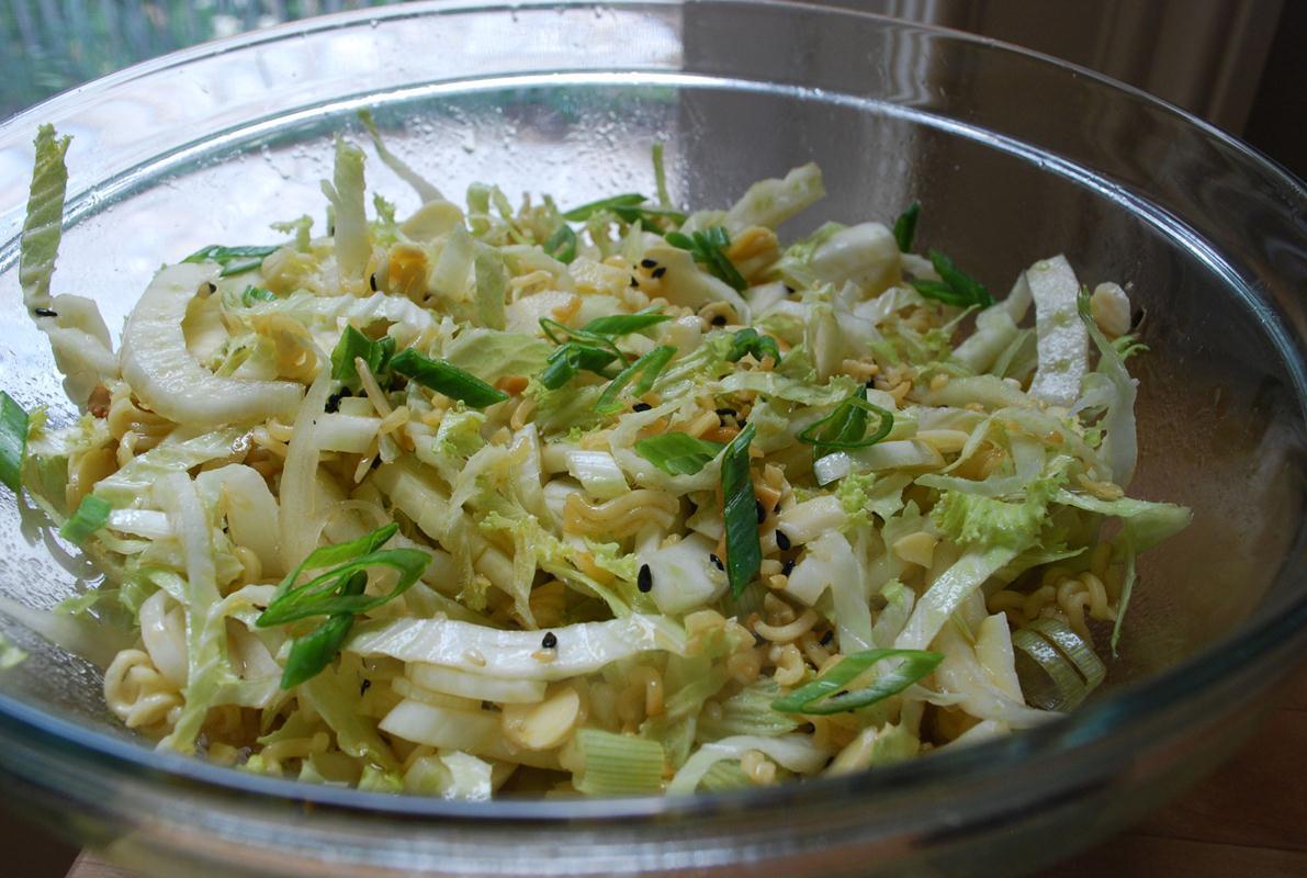 Asian Cabbage Recipe Salad