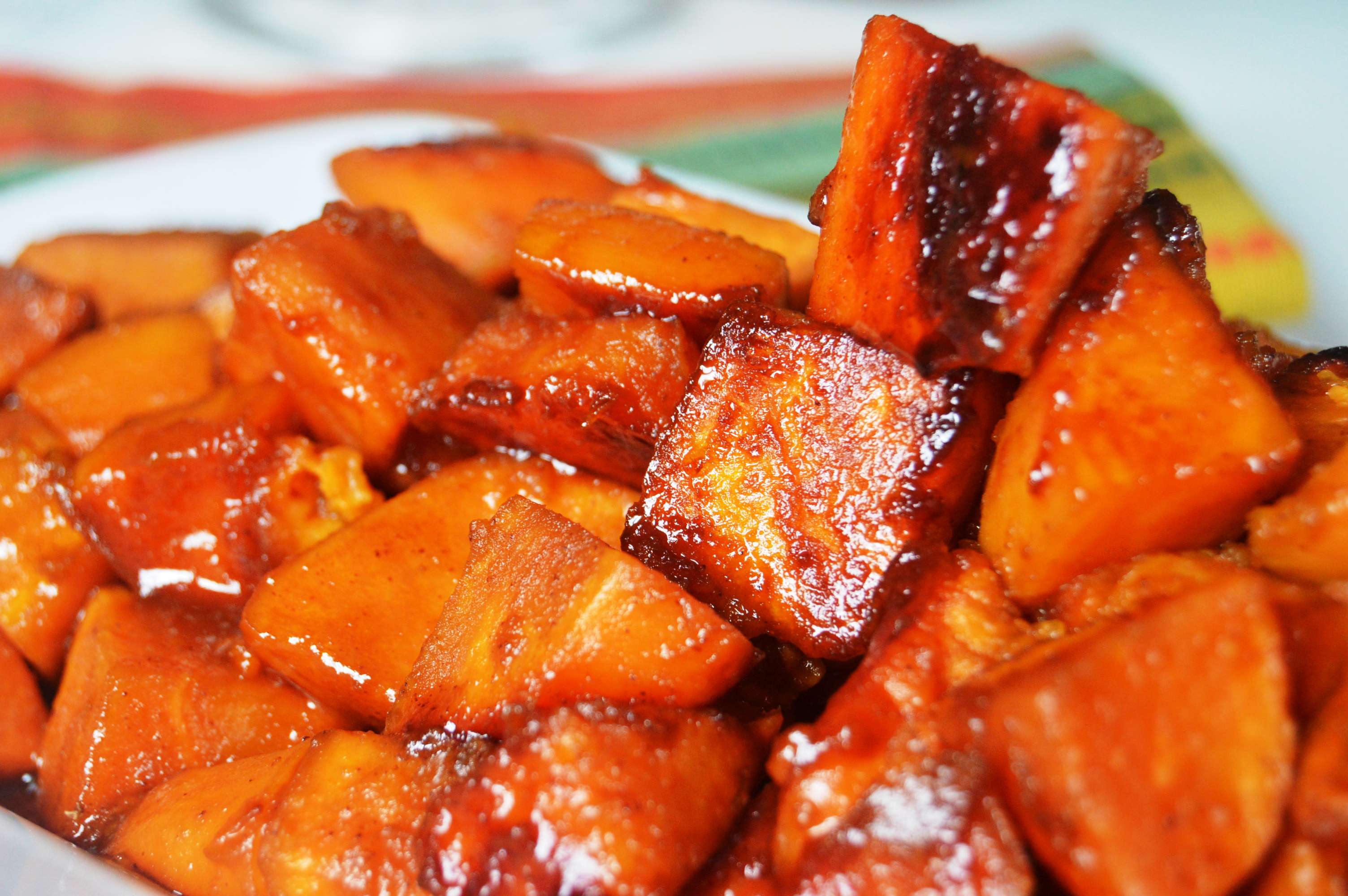 Best way to make candied yams